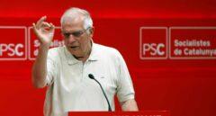 """Borrell niega que Sánchez """"juegue"""" a repetir elecciones: """"No es la solución"""""""