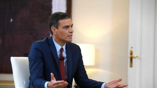 Pedro Sánchez, en La Sexta.