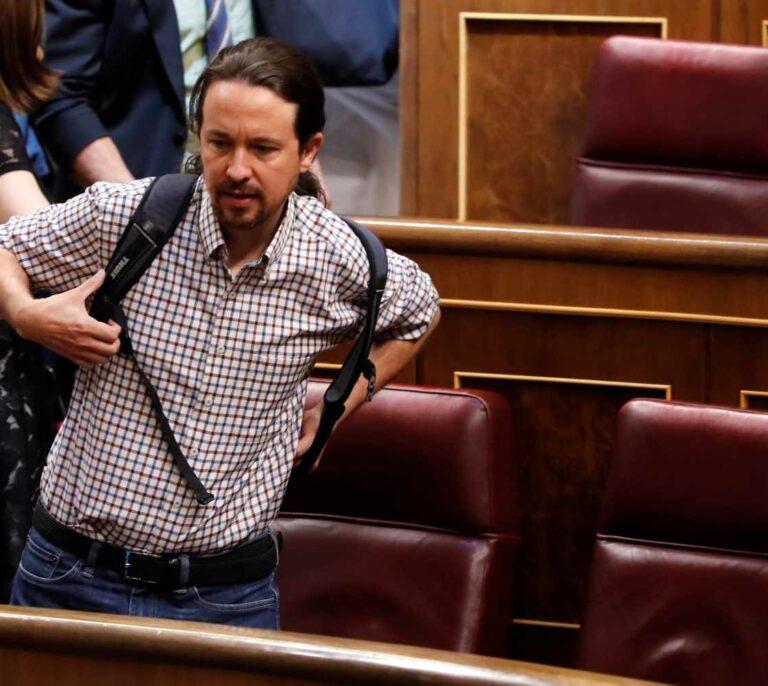 Podemos insiste en las peticiones que hicieron fracasar la investidura de Sánchez