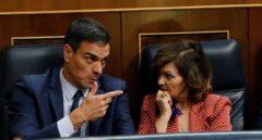 La gestión de la crisis del Open Arms vuelve a poner contra las cuerdas a Carmen Calvo