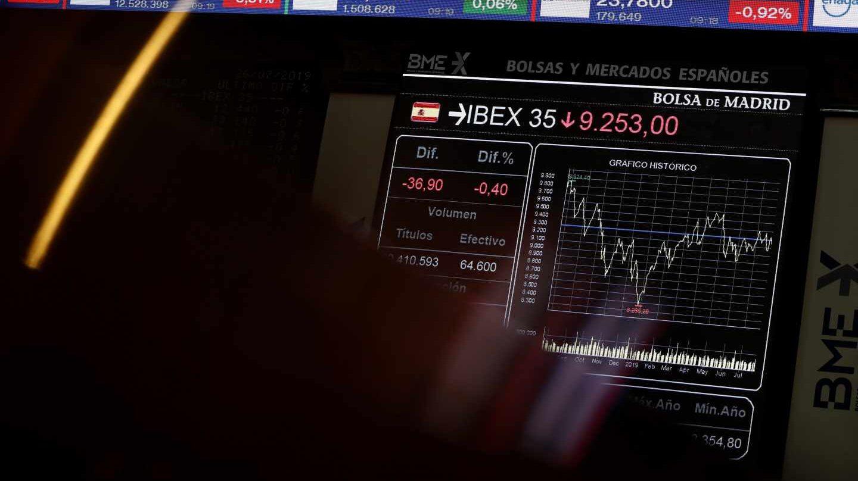 CaixaBank y Sabadell pierden 1.330 millones en bolsa en un día y se hunden en mínimos.