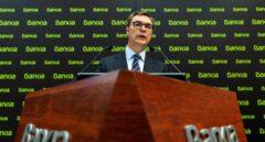 """Bankia cree que su nacionalización """"no está encima de la mesa de nadie"""""""
