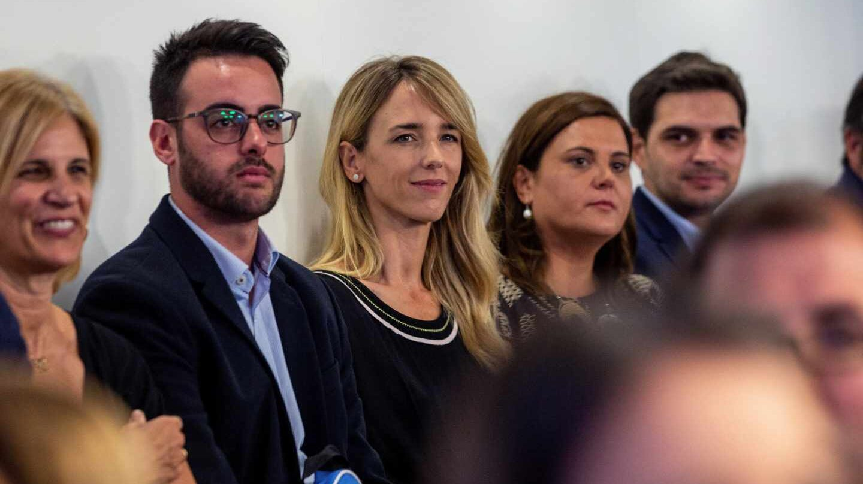 Cayetana Alvarez de Toledo, en la Junta Directiva del PP.