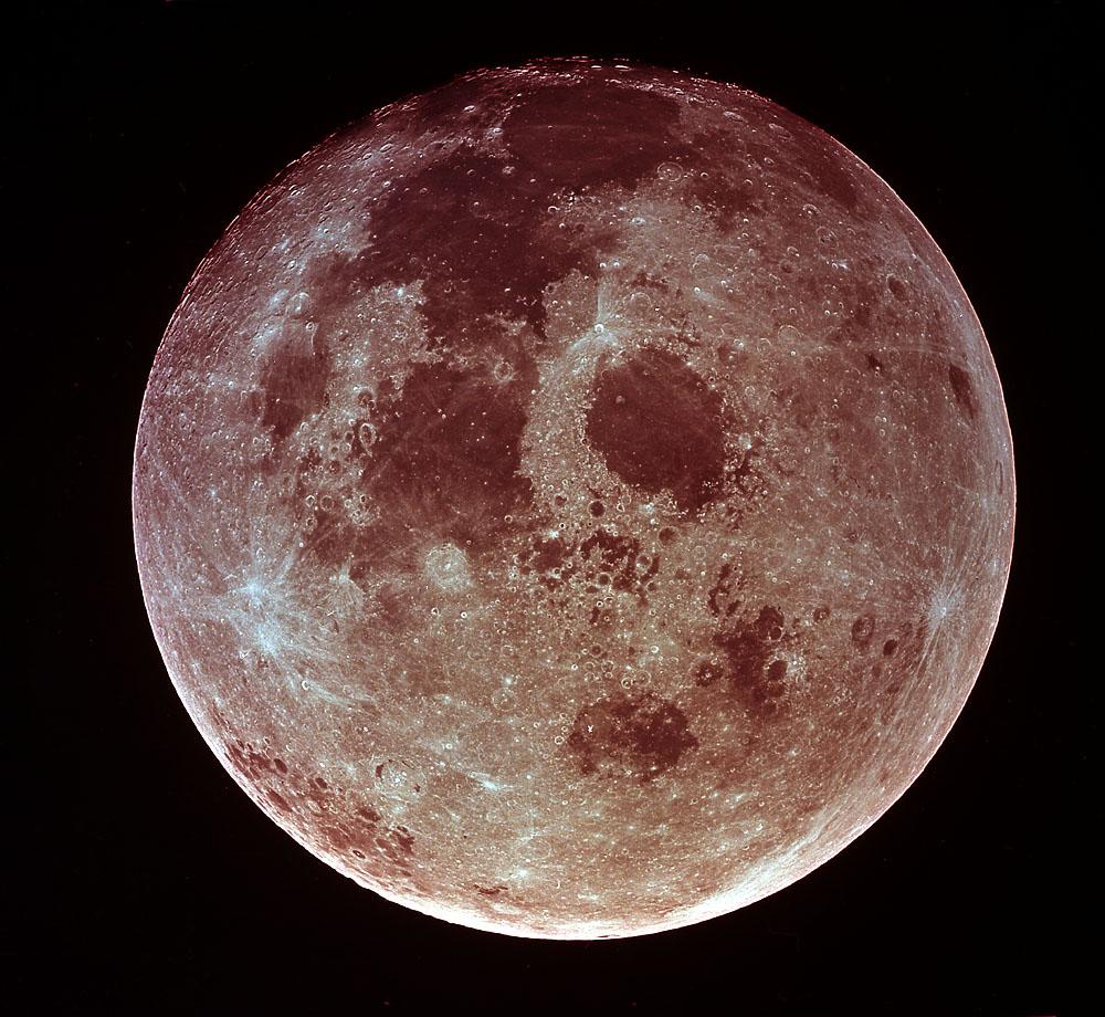 Fotografía tomada por el Apolo 11 a su regreso a la Tierra en julio de 1969 | NASA