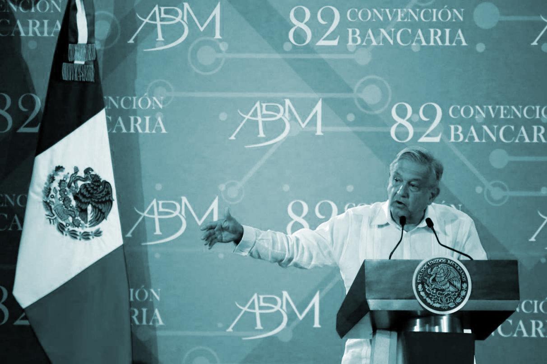 El presidente de México, Andrés Manuel Lopez Obrador, conocido como AMLO.