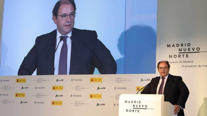 El ex directivo de BBVA, Antonio Béjar.