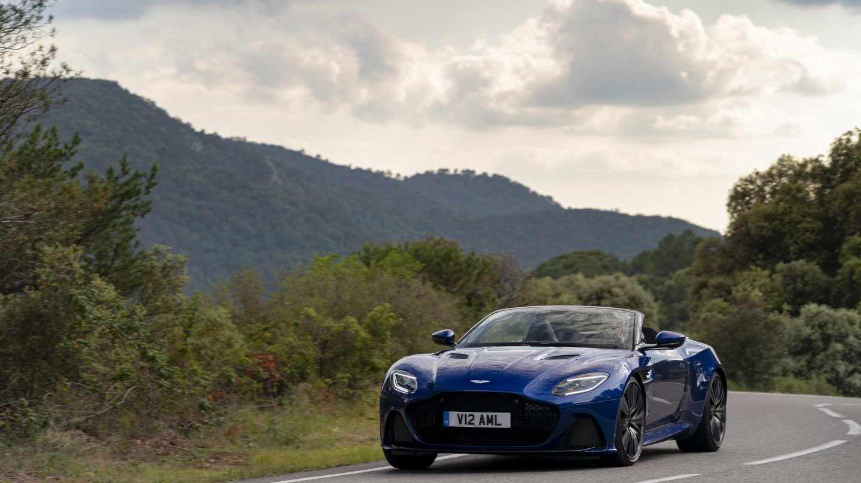 El desplome de Aston Martin agrava las dudas del sector del motor en Europa.