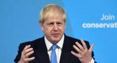 Boris Johnson, elegido líder conservador, agradece su designación al partido.