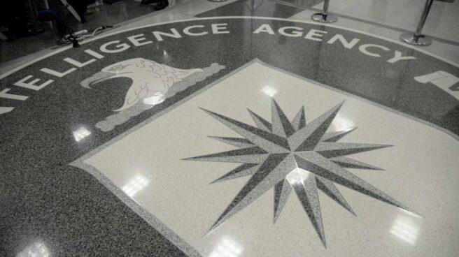 Escudo de la CIA.