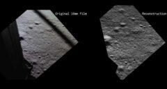 Vídeo: esto es lo que veía Buzz Aldrin por la ventana mientras aterrizaba en la Luna