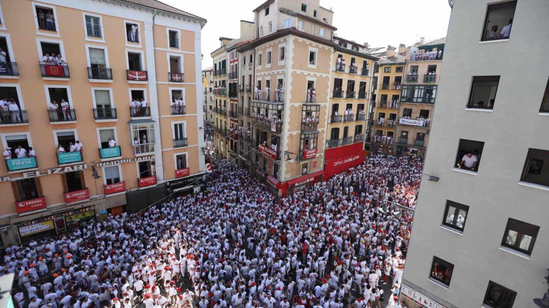 Celebración de San Fermín 2019