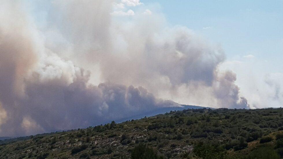 Incendio Beneixama