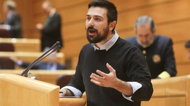 El ex secretario general de Podemos en la Comunidad de Madrid, Ramón Espinar