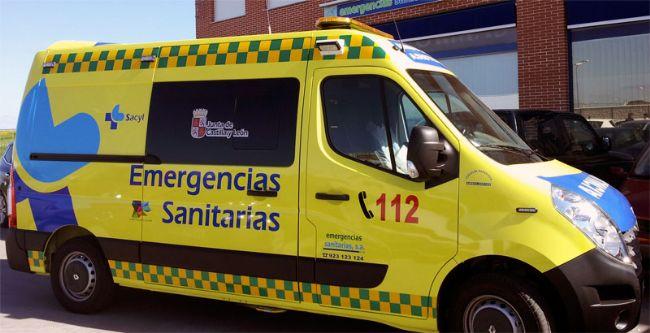 Emergencias 112 de Castilla y León.
