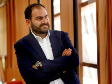 Fernando Sánchez Costa, nuevo presidente de Sociedad Civil Catalana