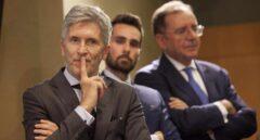 Fernando Grande-Marlaska, ministro del Interior en funciones, en un acto oficial.