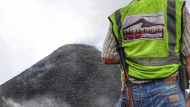 Subimos al cráter del Pacaya, el volcán prohibido