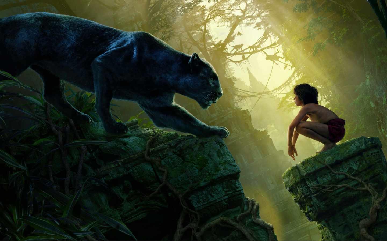Fotograma de 'El libro de la selva'