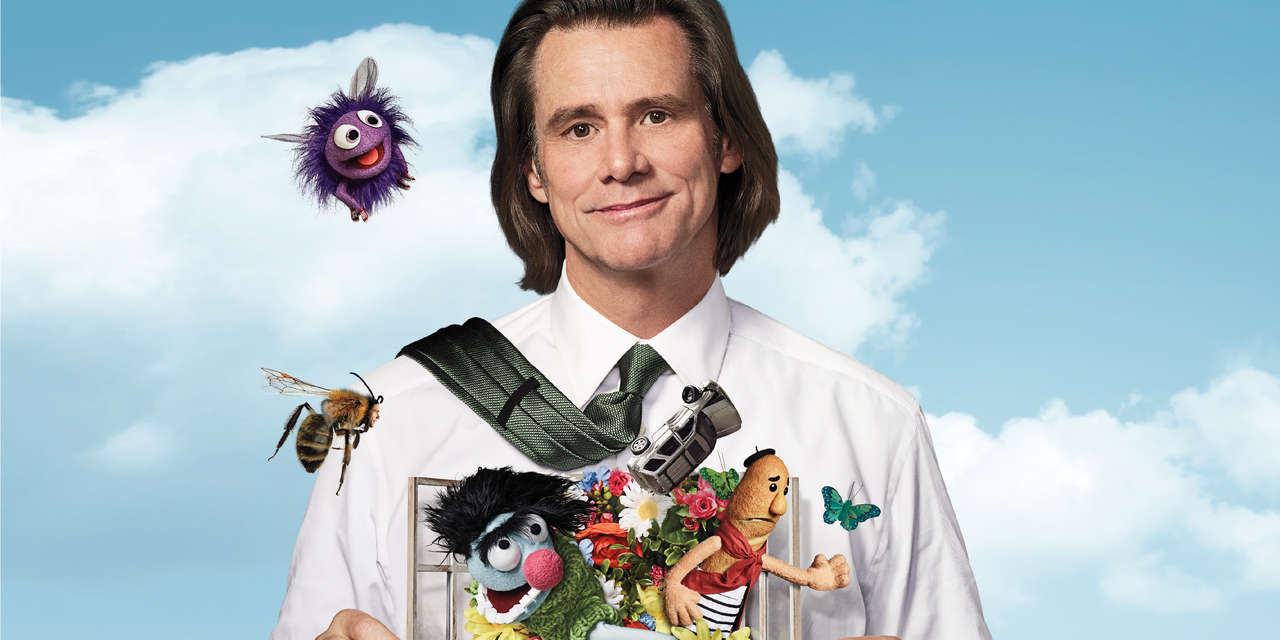 Jim Carrey en 'Kidding'