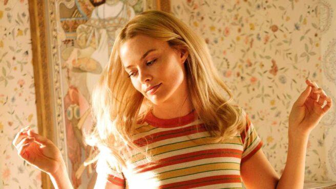 Fotograma de Sharon Tate en 'Érase una vez Hollywood'