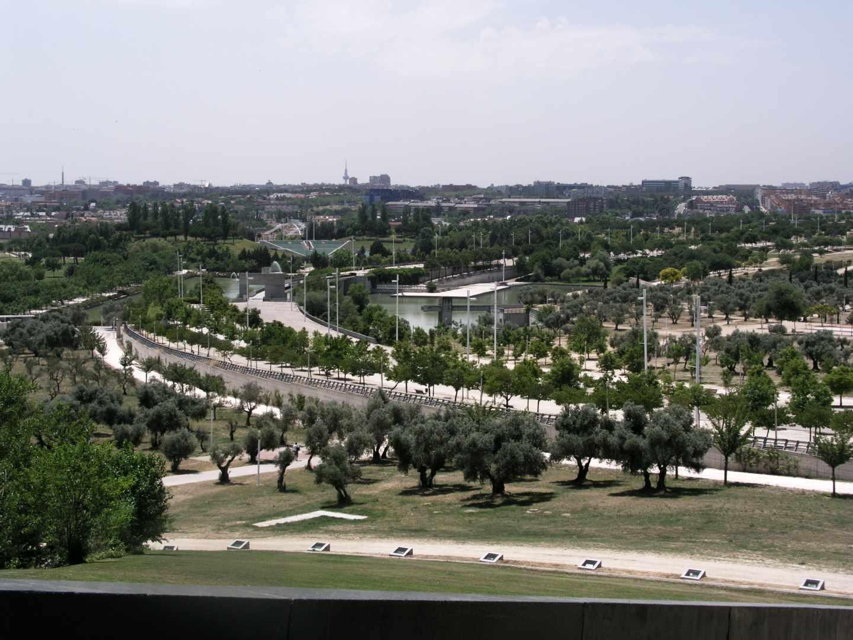 Madrid - Parque de Juan Carlos I