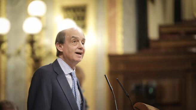 Fernando Maura, en el Congreso.