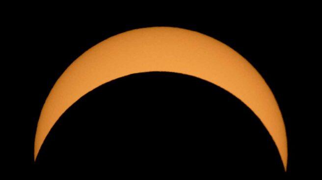 Imagen del eclipse solar del 21 de agosto de 2017 fotografiado en Washington   NASA/Bill Ingalls