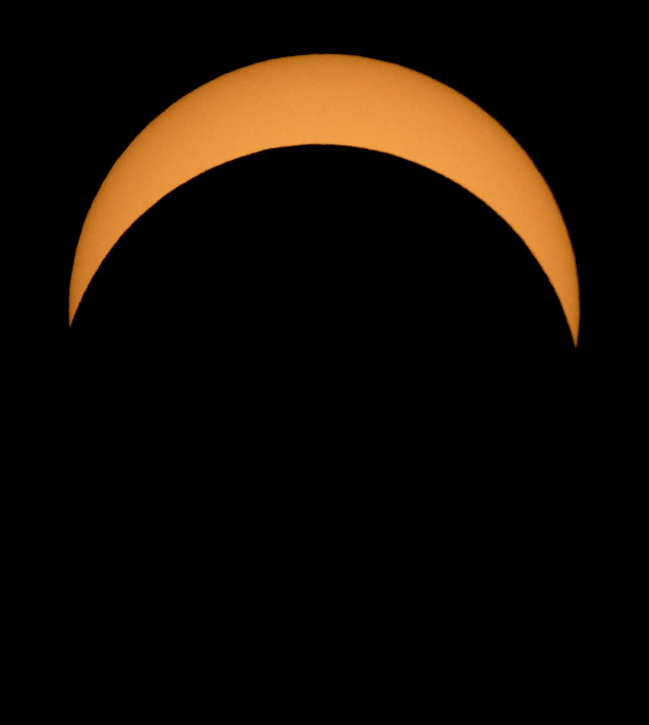 Eclipse solar del 21 de agosto de 2017 fotografiado en Washington | NASA/Bill Ingalls