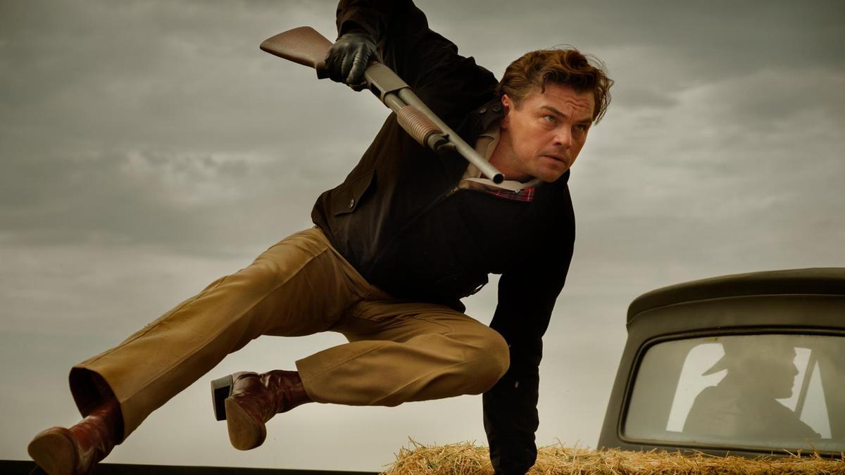 'Érase una vez Hollywood': Tarantino se olvida de Charles Manson en pos del western