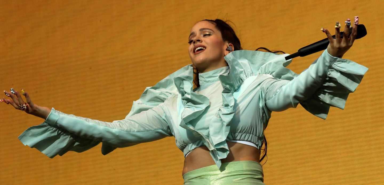Rosalía aspira a conseguir dos Grammy, mejor nueva artista y album latino