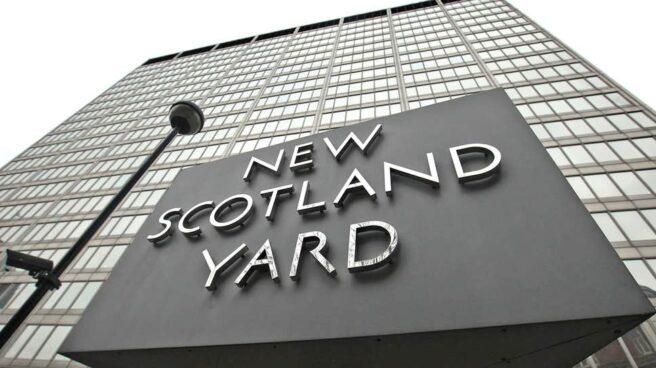 Sede de Scotland Yard.