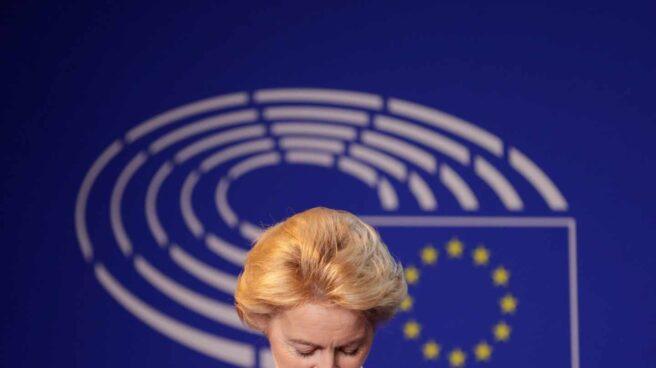 La alemana Ursula von der Leyen, candidata a presidir la Comisión Europea.