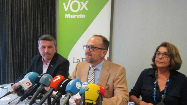 Luis Gestoso, de Vox Murcia.