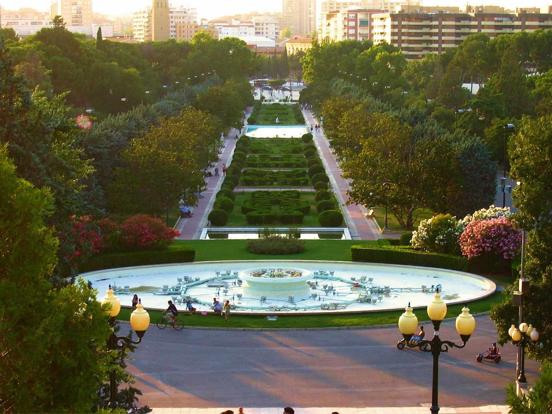 Zaragoza - Parque Grande José_Antonio Labordeta