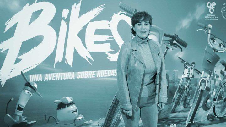La actriz Anabel Alonso, en una imagen promocional.