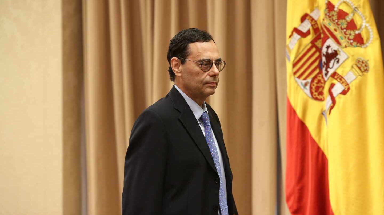Caruana, el favorito del BCE para presidir BBVA si Torres Vila es imputado.