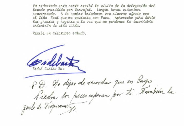 """Felipe y Fidel, amigos de vino y playa: """"En Cayo Piedra los peces esperan por ti"""""""