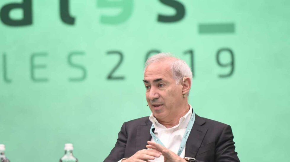 El presidente de Vodafone España, Antonio Coimbra.