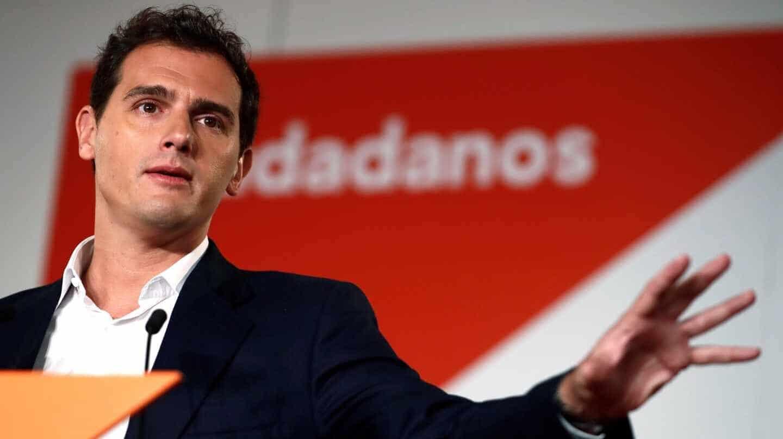 Rivera anuncia que Ciudadanos y UPyD concurrirán juntos a las elecciones generales