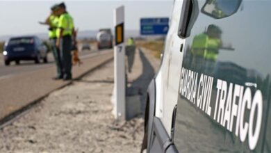Un fallecido tras colisionar con un vehículo que circulaba en dirección contraria