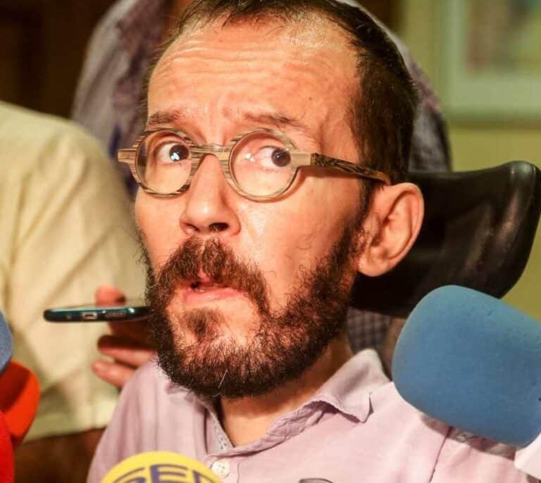 "Echenique se mofa del ""Tribunal Voxtitucional"""