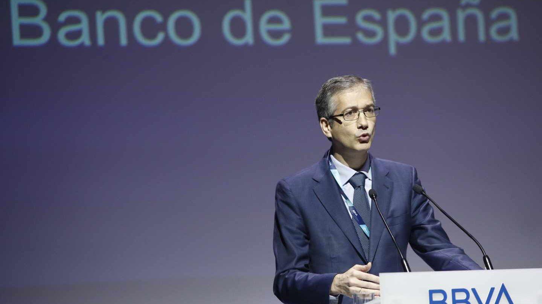 Santander acusa al Banco de España de crear dudas sobre la solvencia de la banca.