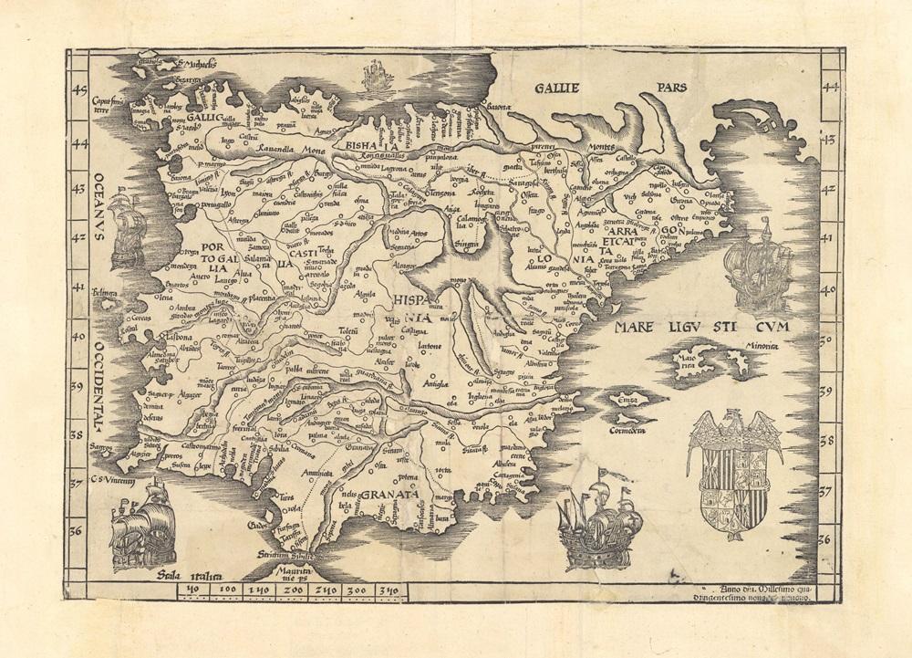 La España que no supo ser nación.