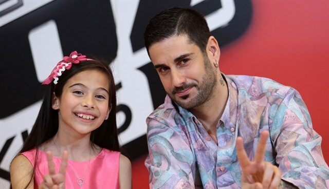 Melani, ganadora de 'La voz kids'