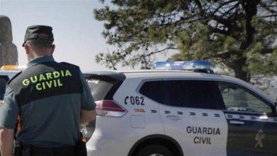 La Guardia Civil localiza el coche implicado en atropello mortal de El Álamo