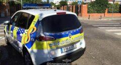 Un coche de la Policía Local de Sevilla