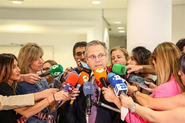 Exconcejal Antonio Miguel Carmona
