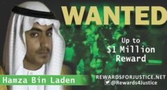 Muere el hijo de Bin Laden, considerado uno de los líderes actuales de Al Qaeda