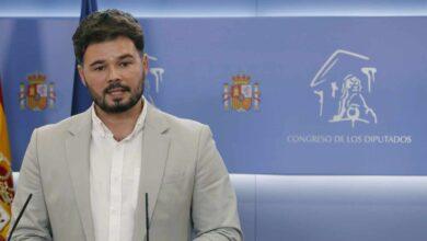 Críticos de ERC piden rechazar la investidura de Sánchez si el PSOE no se compromete al referéndum