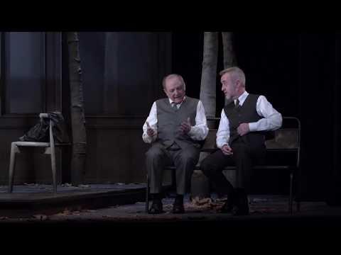 Obra de teatro Copenhague